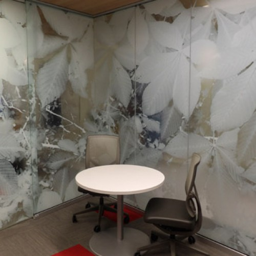 Custom Decorative Window Film